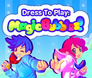 Dress To Play: Magic Bubbles! (Nintendo 3DS)