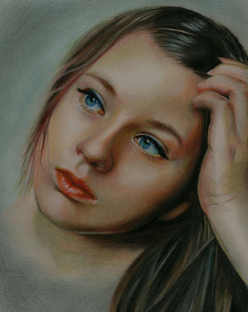 Фото девушка в реебоке