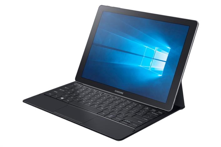 Galaxy TabPro S, Tablet 2 in 1 Windows 10 Pertama Dari Samsung