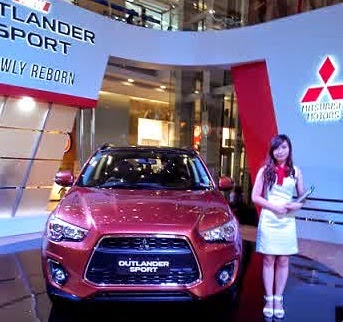 Daftar Harga Mitsubishi Outlander Sport Bulan Maret 2015