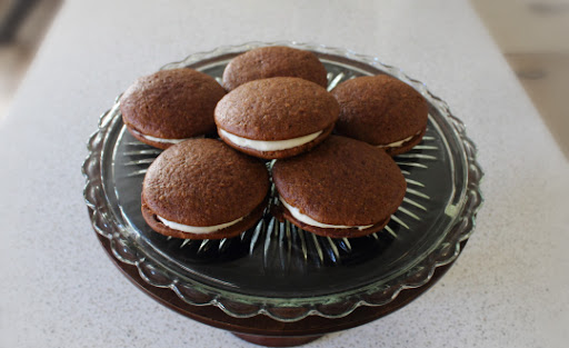 Next Up: Gingerbread Whoopie Pies