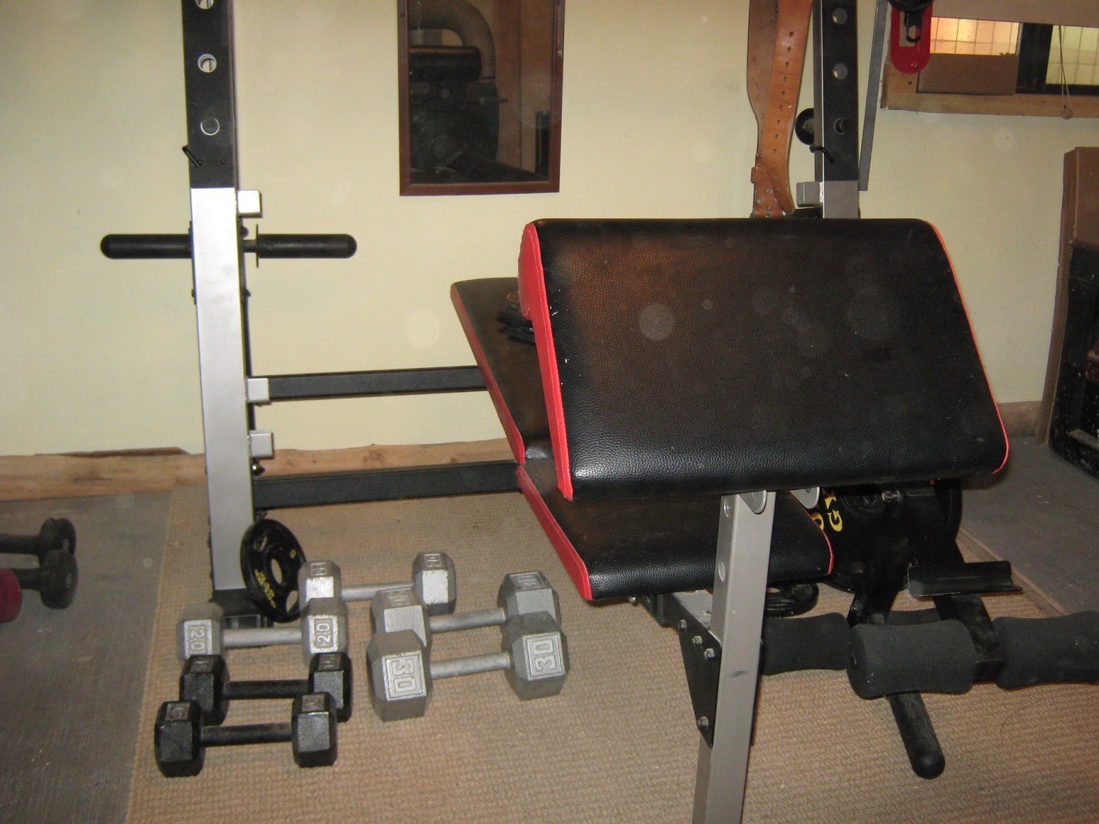 Mcelmurray 39 S Mountain Retreat Gold 39 S Gym Olympic Size Weight Bench Must Sell