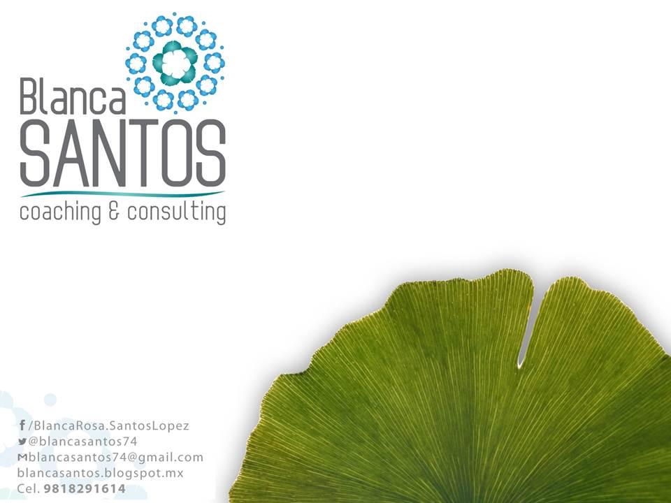 Blanca Santos. Coaching & Consulting