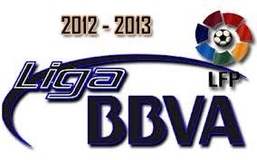 Jadwal pertandingan Liga BBVA 2013