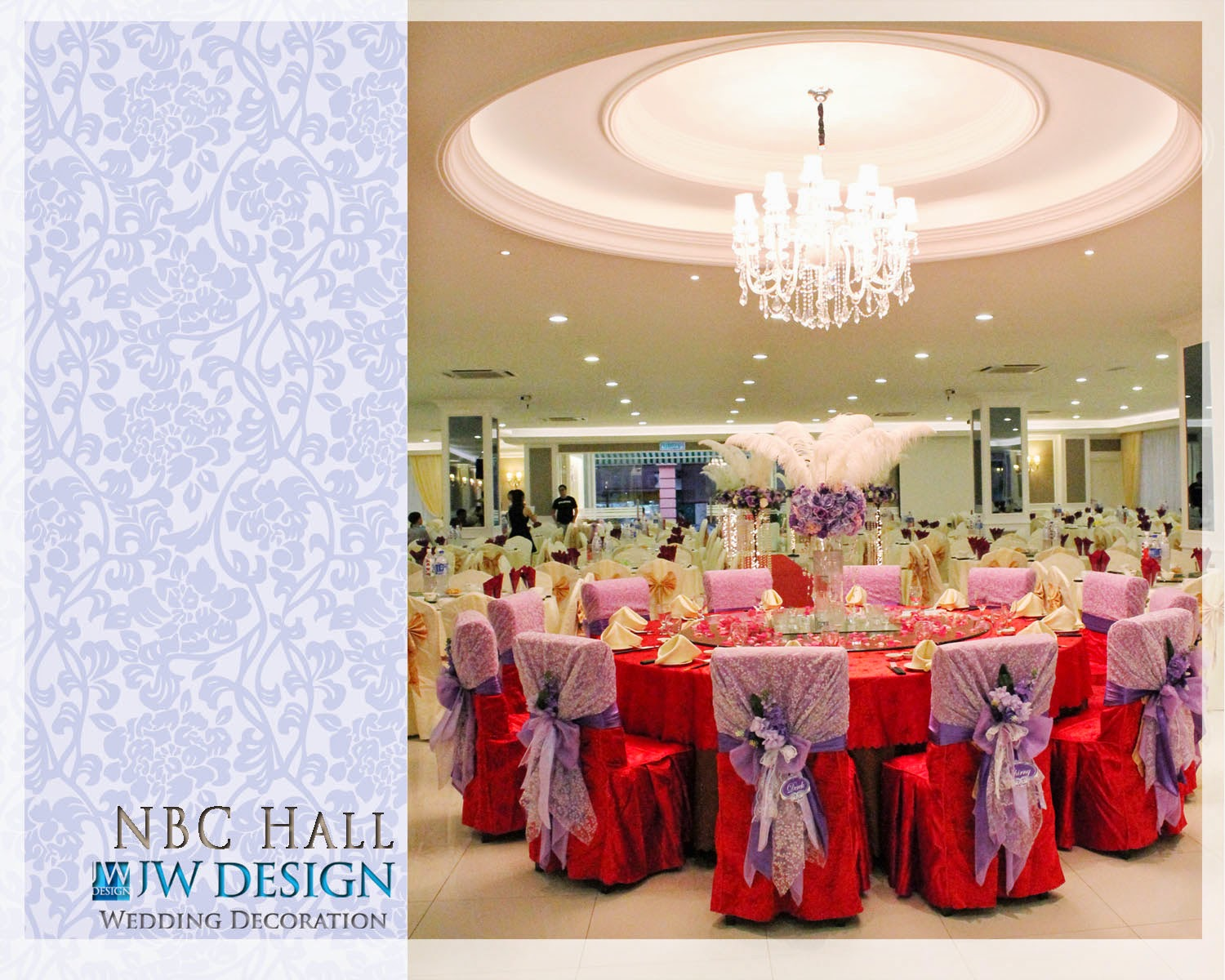 Jw design wedding decoration nbc banquet hall wedding decoration wedding decoration at klang nbc banquet hall junglespirit Gallery