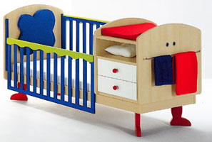 Adaptable Crib