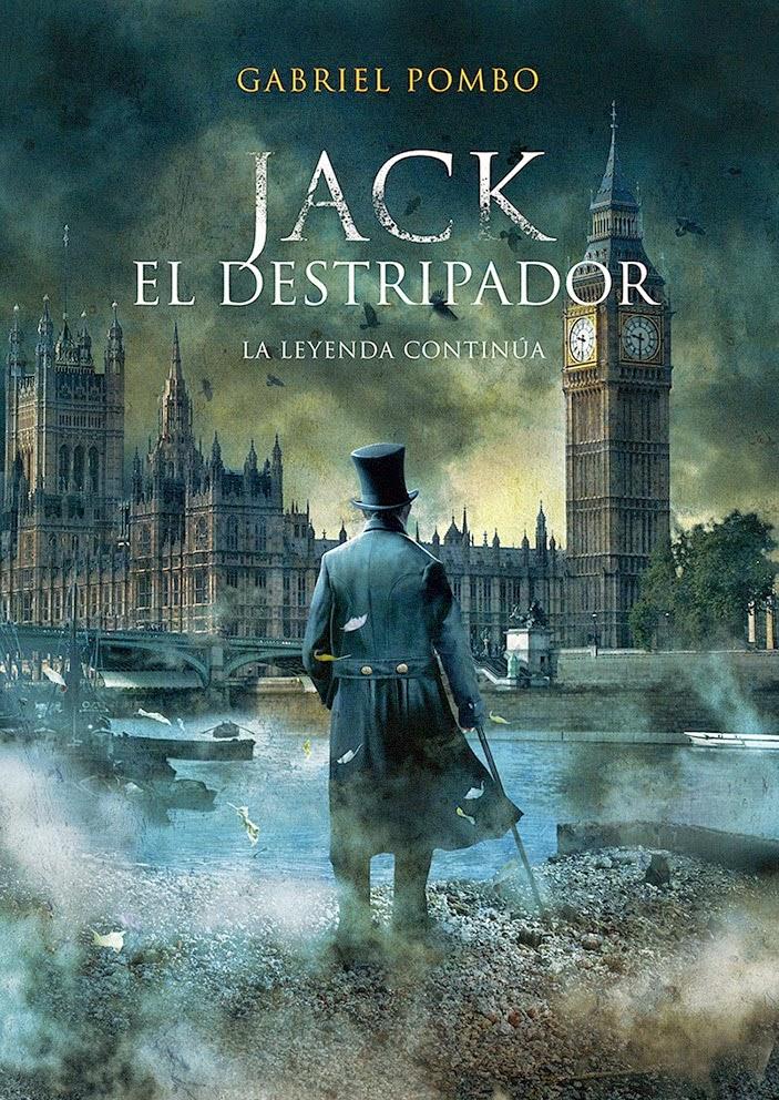 """COMPRAR EN BUENOS AIRES  """"Jack el Destripador. La Leyenda Continúa"""". Dr.Gabriel Pombo"""