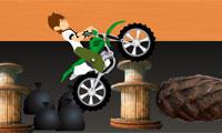 Ben 10 Motorsikletci Oyunu Oyna