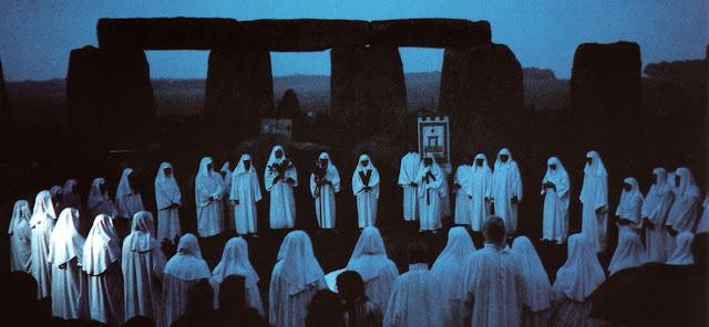Church of England to create pagan church recruiting members