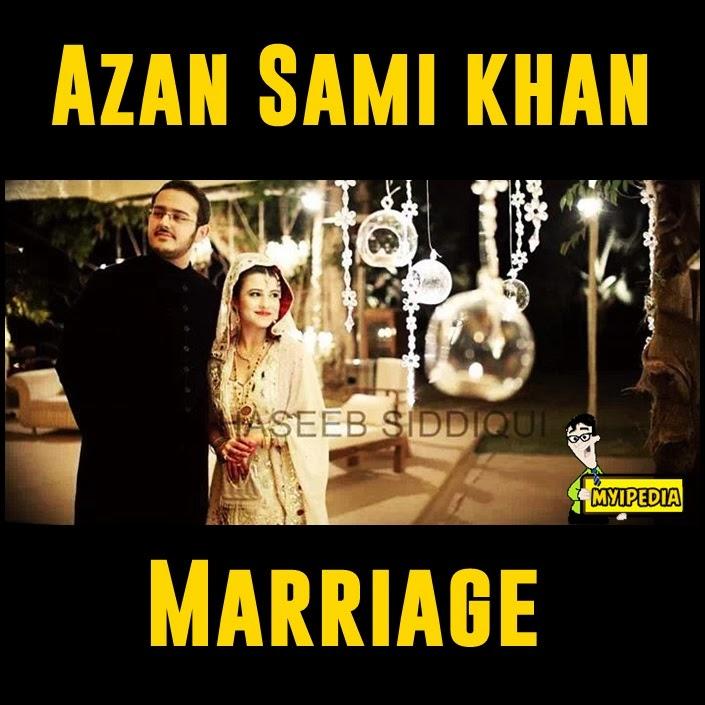 Azaan Sami khan got Ma...