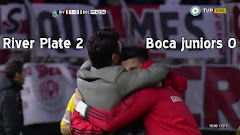 Video con el resumen de una nueva aplastante victoria de River Plate sobre Boca juniors