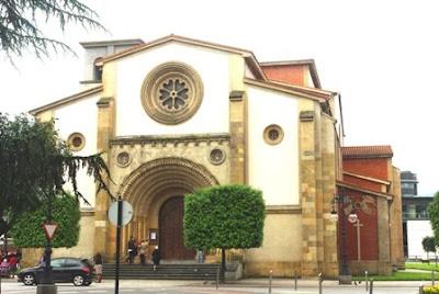 La Felguera, iglesia parroquial