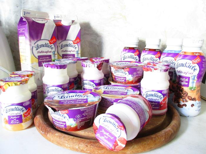 Landliebe Laktosefrei - Schlemmen ohne Milchzucker!