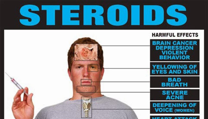 the effects of the use of steroids