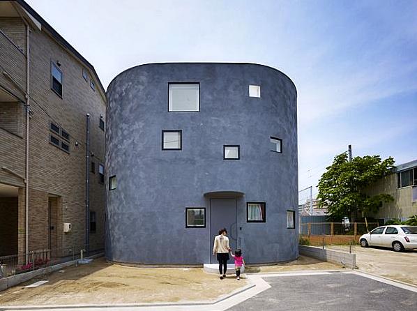 Light Stage House - Gaya Arsitektur Hunian Minimalis Di Jepang