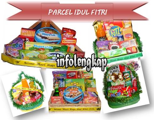 contoh parcel, parcel lebaran