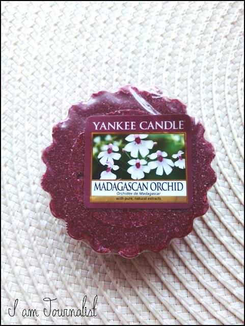 Niedziela z Yankee Candle - Madagascan Orchid