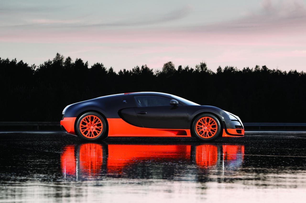 Bugatti Veyron Tuning 2/8