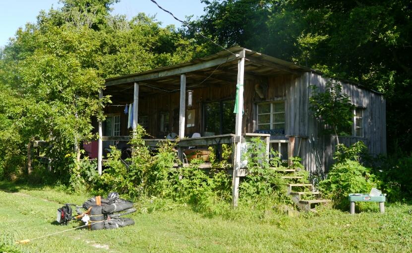 rustic lodging