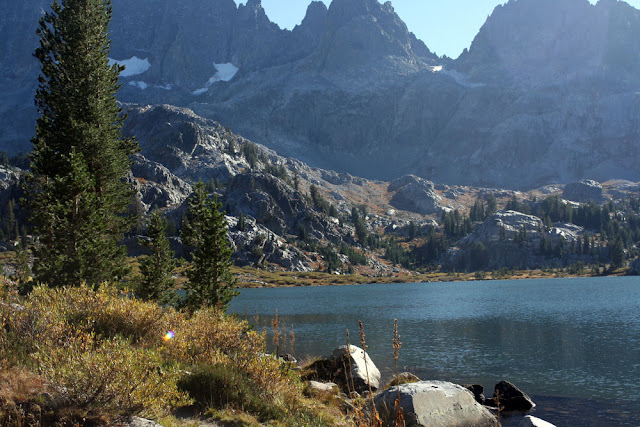 lake john muir trail