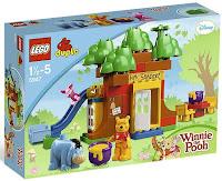 Winnie The Pooh Lego Duplo House