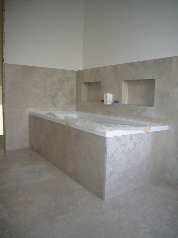Rivestimento bagno gabbatore mattia - Piastrelle bagno altezza 120 ...