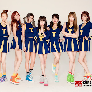 Foto Terbaru T-ara Dari Aplikasi Officialnya di Android