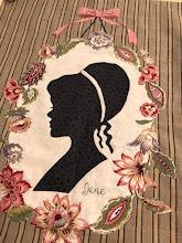 Pride and Prejudice, een prachtige quilt van Wilma