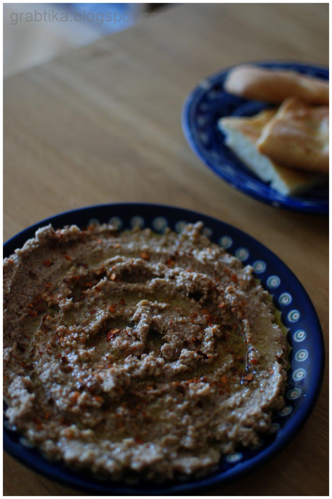 wasabi: Hummus en Fuego