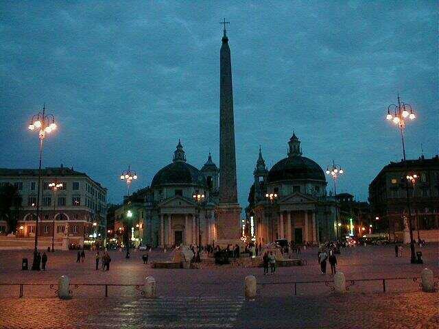 Eventi e Visite Guidate serali Roma: Il Tridente 31/7/2013