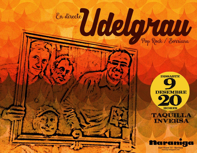 UDELGRAU - 9/12/17 -20 H
