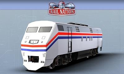 Rail Nation - joc cu trenuri