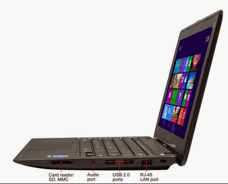 specification Asus X200CA