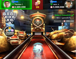 gioco bowling android iphone