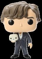 Funko Pop! Sherlock Holmes with Skull