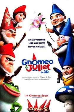 Gnomeo Và Juliet - Gnomeo & Juliet (2011) Poster