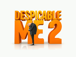 Despicable Me 2 Gru HD Wallpaper