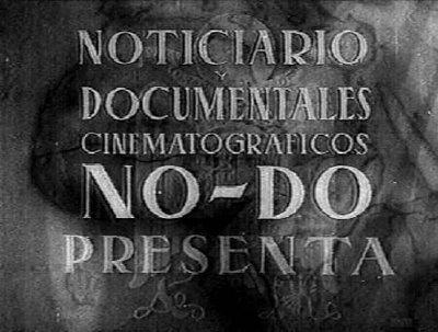 Filmoteca Española: El NO-DO estrena 6.753 documentos digitalizados Nodo