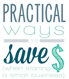 Practical ways save starting small business