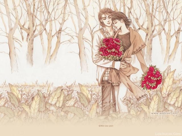 hình ảnh tình yêu lãng mạn đẹp nhất - ảnh 13
