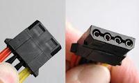 jenis konektor konektor molex