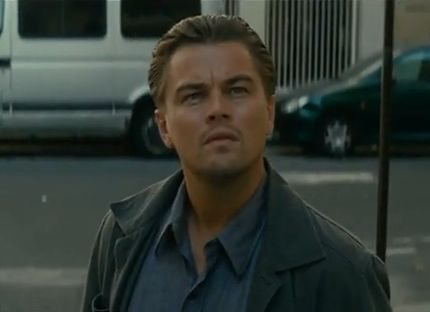... trying to get through a bad bad cinema dream called Inception .