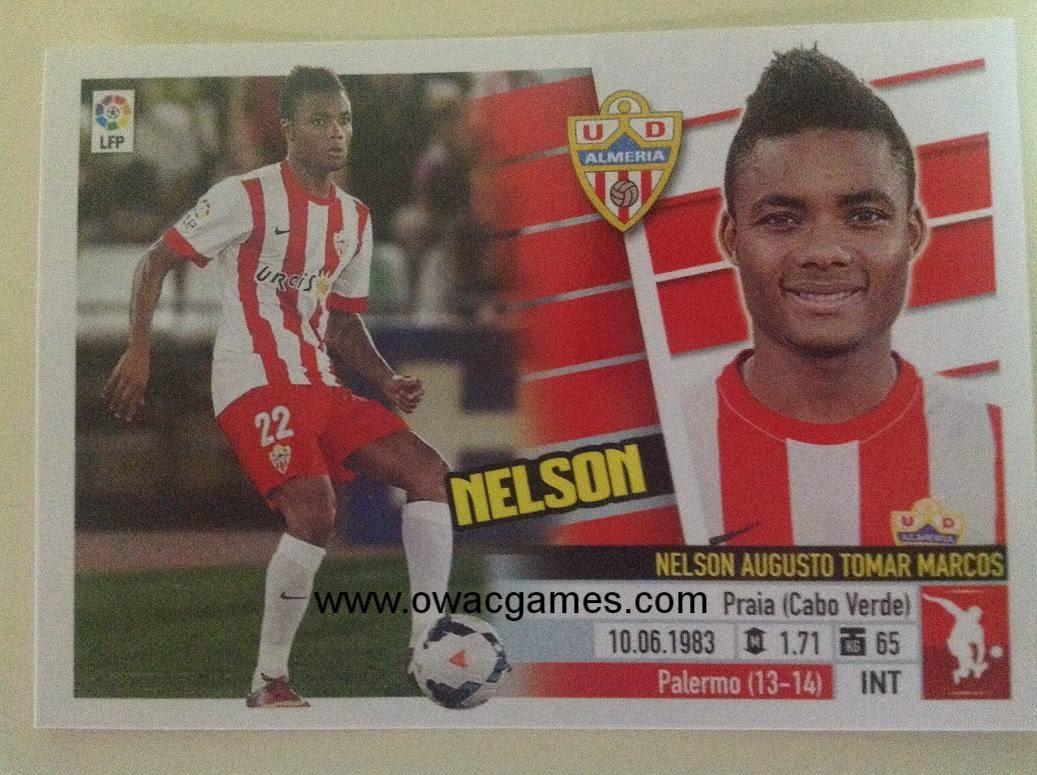 Liga ESTE 2013-14 Almeria 3B - Coloca - Nelson