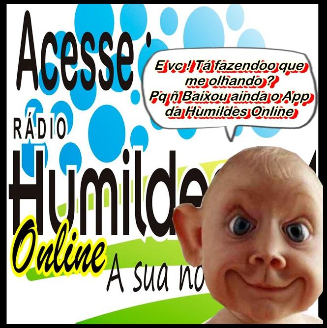 Rádio WEB Humildes Online