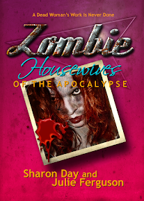The original in our Zombie Housewives Series