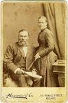 Raynolt Swincer and first wife Elizabeth Hayward
