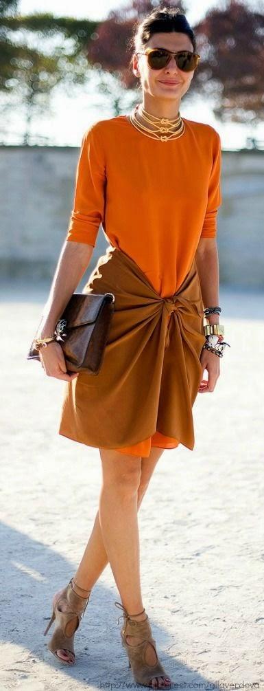 Vestidos casuales otoño - invierno