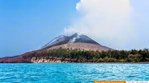 Pariwisata Gunung Krakatau Di Banten Wajib di kunjungi
