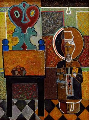 Николай Андрущенко, Святой Николай, 1969