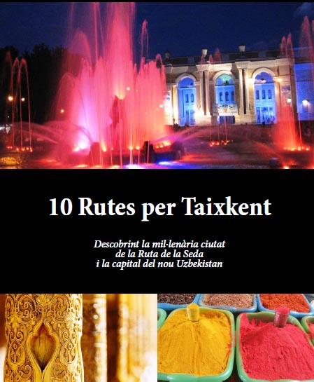10 rutes per Taixkent